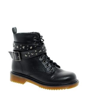 ASOS Assembly Biker Boots now $36.19