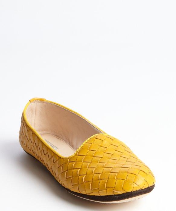 Bottenga Veneta Slip on Shoes www.bluefly.com