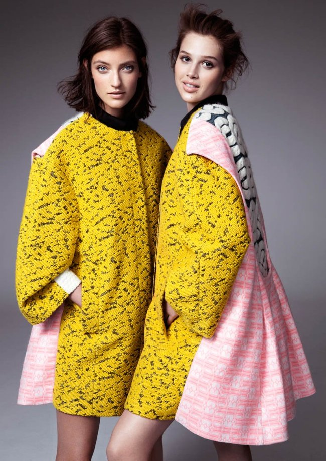 minju kim mustard www.fashiononrogue.com