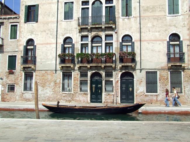Venice Gondola Italy Water
