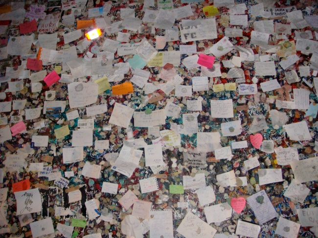 Verona Wall of Love Italy