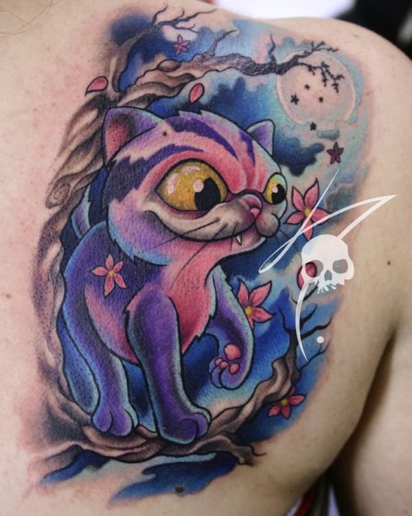 tattoos designs collection Gallery: New School Tattoo Art