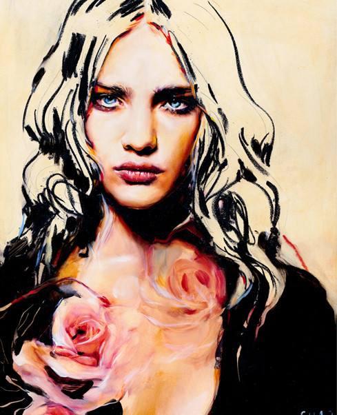 Charmiane-Olivia-Artist-Charcoalandroses-2