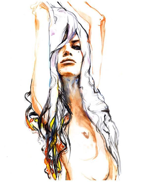 Charmiane-Olivia-Artist-Loose-Lines-5