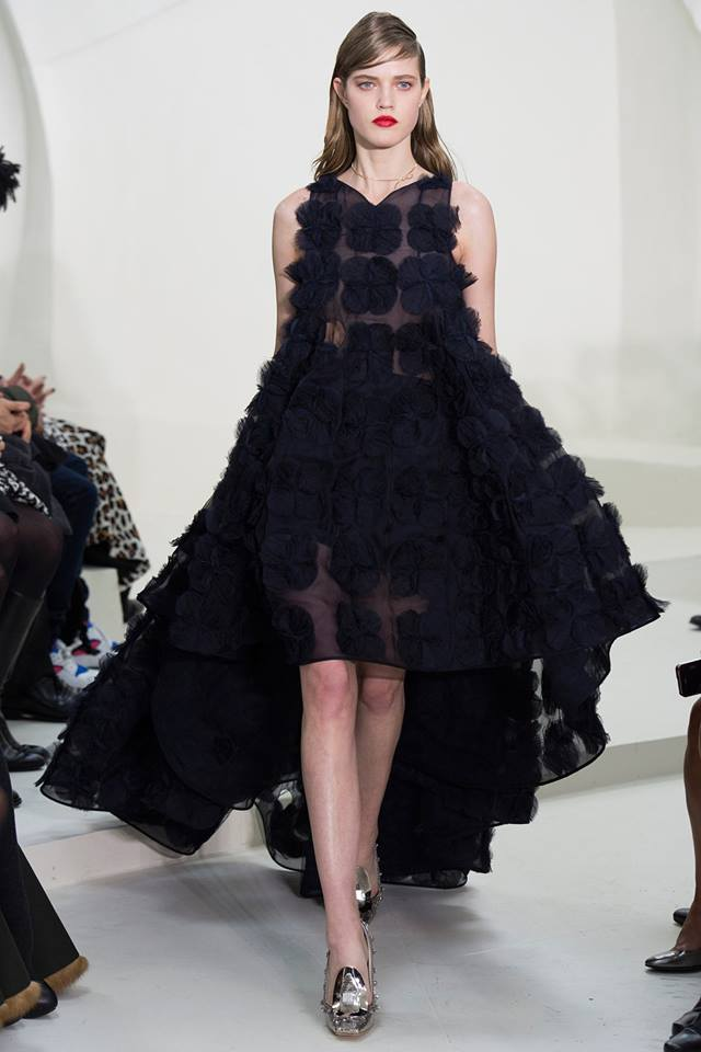 CHRISTIAN DIOR HAUTE COUTURE FALL WINTER 2014 (52)  Christian Dior Haute Couture 2014