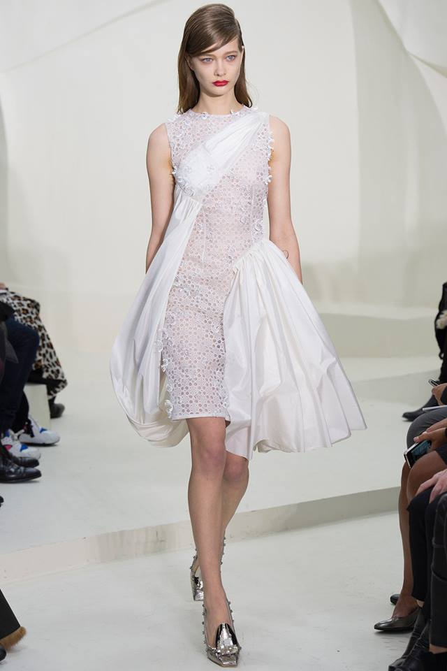 Christian Dior Spring/Summer 2014   Paris Haute Couture ...  Christian Dior Haute Couture 2014