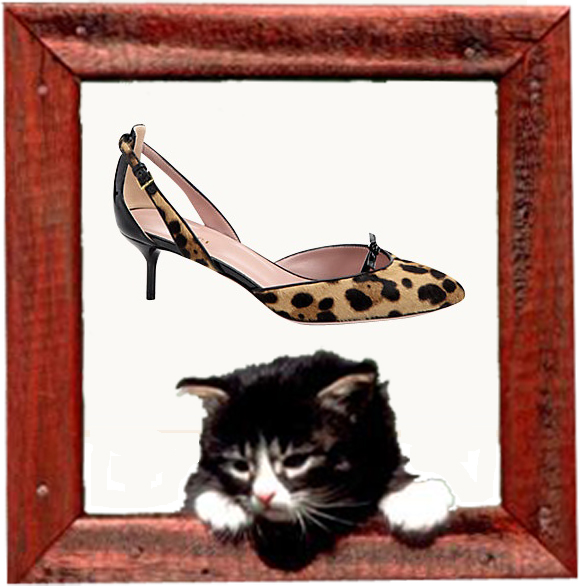 Gucci Beverly jaguar-print pony hair pump-www.vogue.com