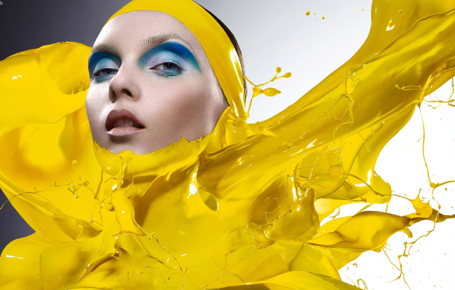 Iain-Crawford-yellow-editorial-paint