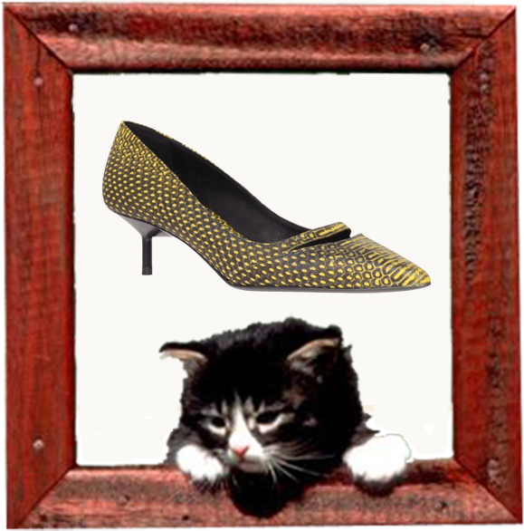 Kurt Geiger Cordelia pump in Black_Other-www.vogue.com