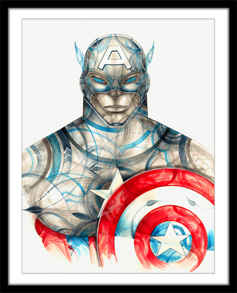 guy-mckinley-of-column-arts-agency-captain-america