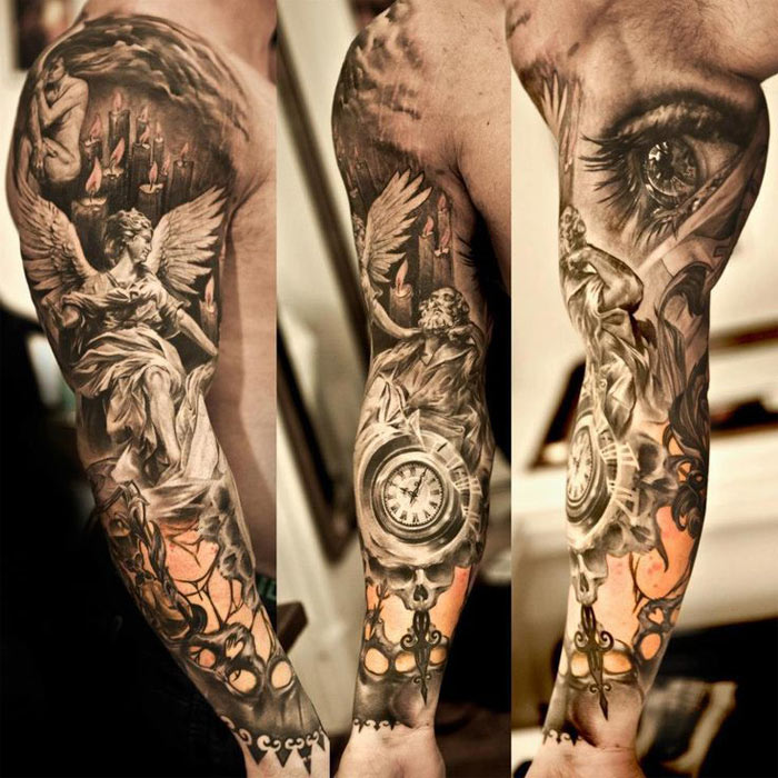 Amazing Tattoo's