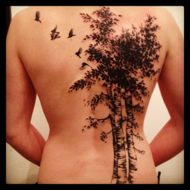 Aspen-Tree-Tattoo