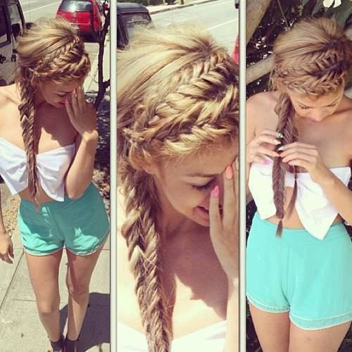 Gorgeous-Braided-Hairstyles-for-Girls-22