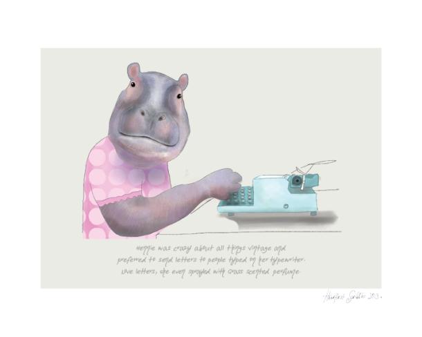 Hennie Hippo