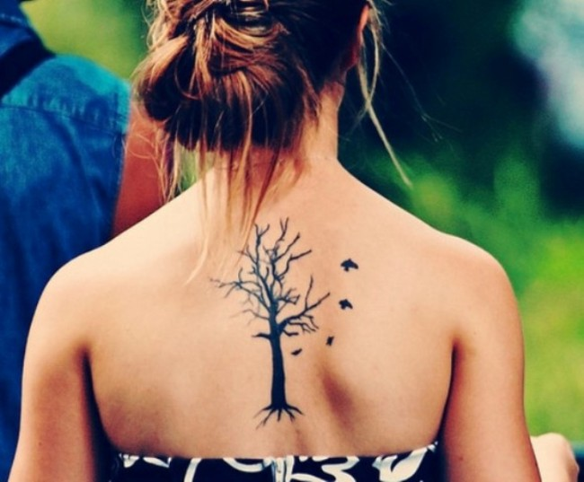 Tree-Tattoo-on-Back-for-Women