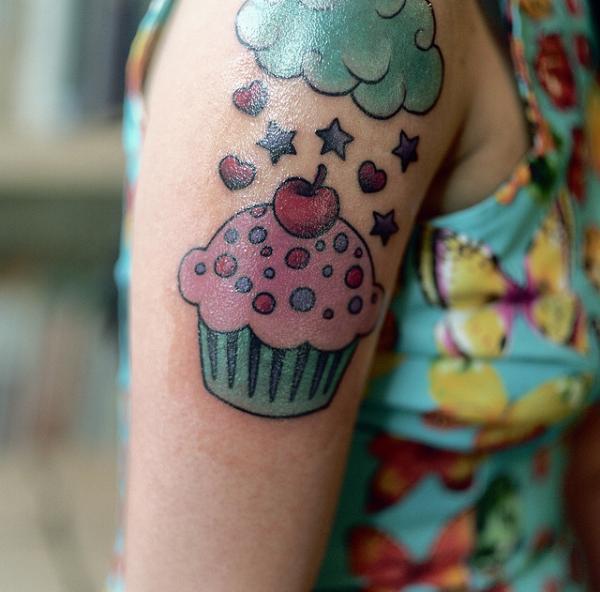 Don't call me Cupcake | thetattooedgeisha