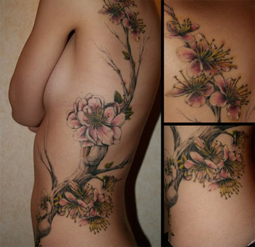flower-floral-tattoo-the-tattooed-geisha-1