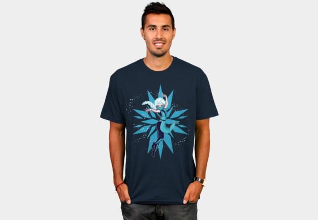 Frozen-combat-tshirt