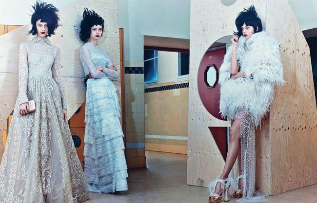 nastya-kusakina-juliana-schurig-ondria-hardin-stef-van-der-laan-for-w-magazine-august-2013-by-craig-mcdean-8