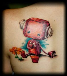 Robot-tattoo's-6