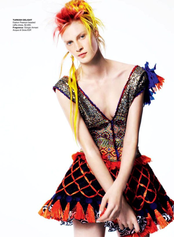 I want Candy Vogue Australia Fashion Editorial Love May 2011 Issue outfit inspiration photoshoot magazine 3