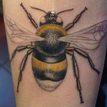bee_tattoo_designs